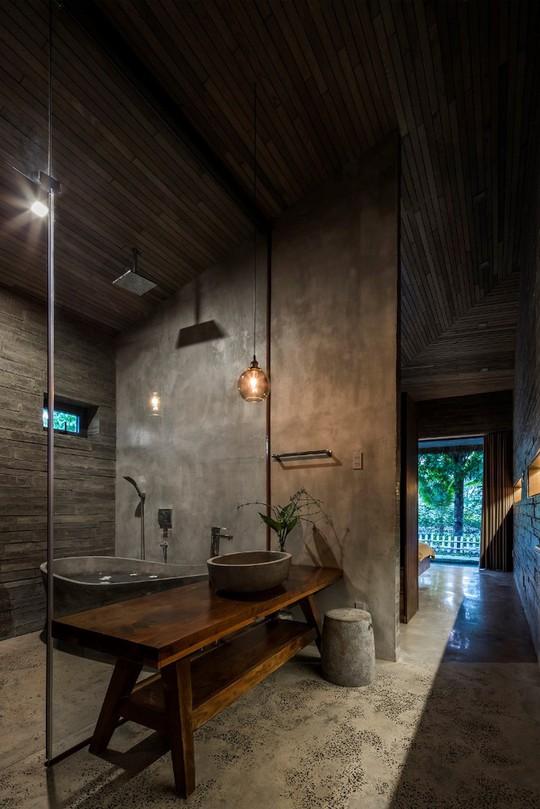 Những lưu ý vàng để phòng tắm không bị đọng nước - Ảnh 2.