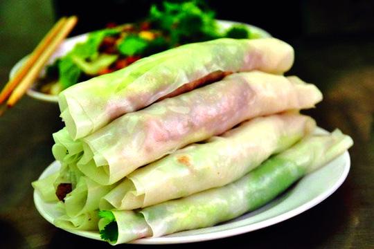 Món cuốn Việt - Cuộc viễn du của món ăn bình dân - Ảnh 1.
