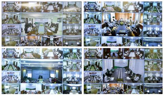 """Vietcombank quyết tâm hoàn thành """"nhiệm vụ kép"""" trong 6 tháng cuối năm - Ảnh 3."""
