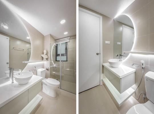 Những lưu ý vàng để phòng tắm không bị đọng nước - Ảnh 3.
