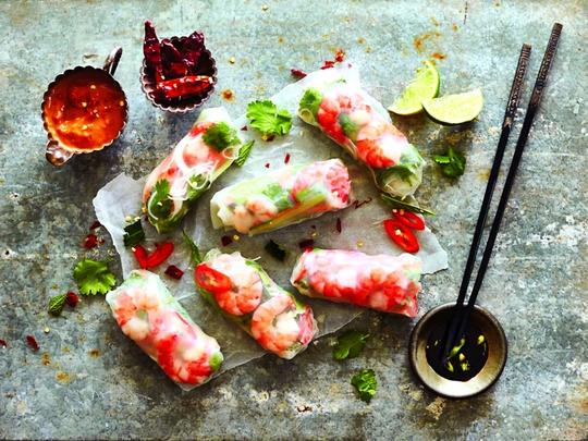 Món cuốn Việt - Cuộc viễn du của món ăn bình dân - Ảnh 2.