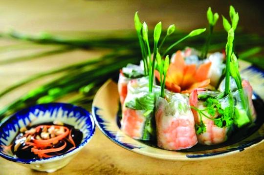 Món cuốn Việt - Cuộc viễn du của món ăn bình dân - Ảnh 4.