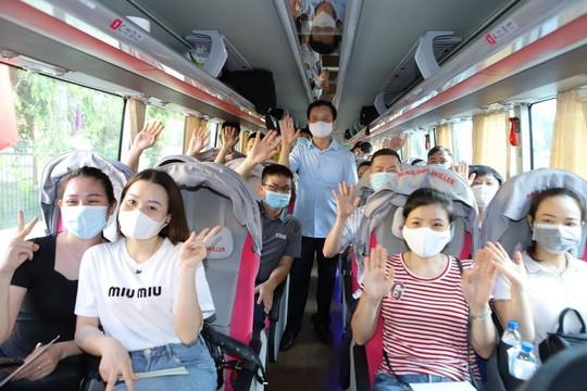 59 y, bác sĩ Thanh Hóa lên đường hỗ trợ TP HCM chống dịch Covid-19 - Ảnh 3.