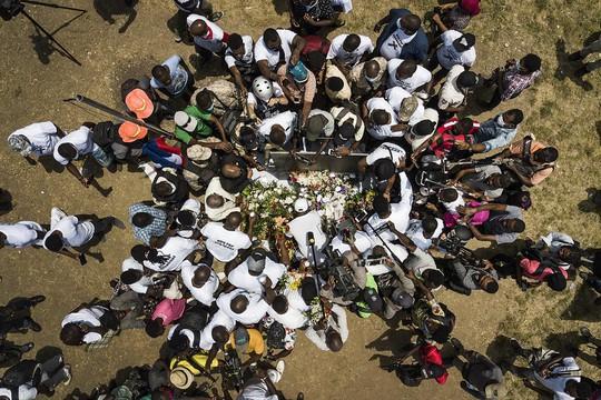 Vụ ám sát tổng thống Haiti: Truy tìm 3 nghi phạm nguy hiểm - Ảnh 1.
