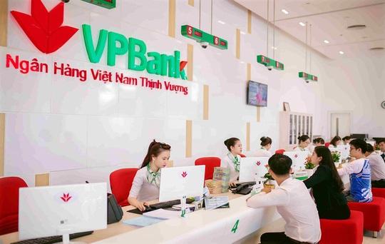VPBank muốn chia cổ tức tỉ lệ khủng 80% để tăng vốn điều lệ - Ảnh 1.