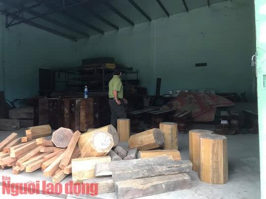 Chuyện lạ: Nhiều người cùng nhận chủ số gỗ lậu lớn vừa phát hiện - Ảnh 1.