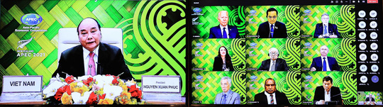 Việt Nam đề nghị APEC bãi bỏ quyền sở hữu trí tuệ đối với vắc-xin ngừa Covid-19 - Ảnh 2.