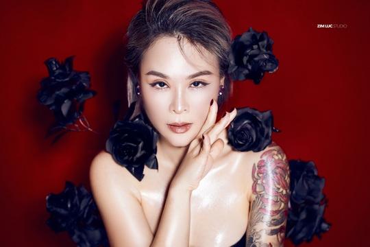Hoa hậu hình xăm Vi Thúy khát vọng lập nghiệp tại quê hương - Ảnh 3.
