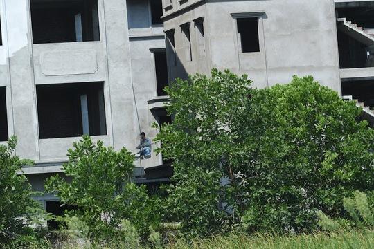 Cận cảnh dự án từng bị Thanh tra Chính phủ sờ gáy, hàng loạt biệt thự vẫn bỏ hoang - Ảnh 7.