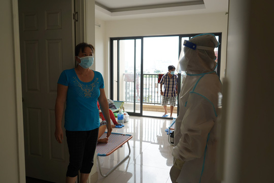 Sở Y tế TP HCM lưu ý về việc quay phim, chụp hình nơi có bệnh nhân Covid-19 - Ảnh 1.