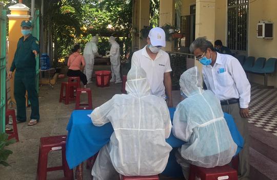 Quảng Nam đề nghị TP HCM hỗ trợ để đón đồng hương về quê từ ngày 22-7 - Ảnh 1.