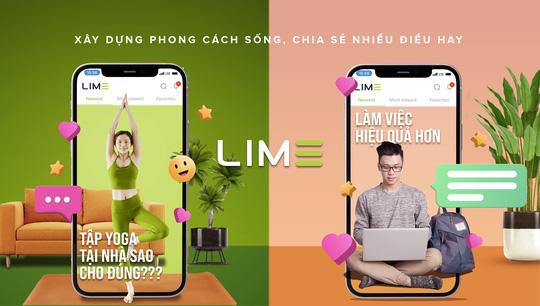 Hanwha Life Việt Nam ra mắt hệ sinh thái số với ứng dụng LIME - Ảnh 1.
