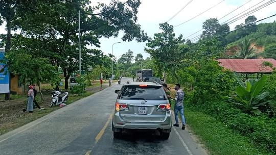 Lâm Đồng: Truy bắt 2 thanh niên vượt hàng loạt chốt kiểm dịch Covid-19 liên tỉnh - Ảnh 4.
