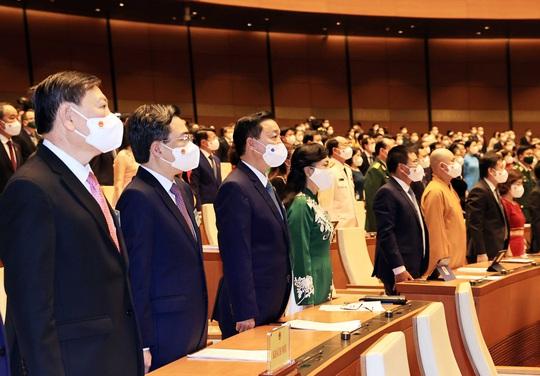 Khai mạc kỳ họp đầu tiên của Quốc hội khoá XV - Ảnh 1.