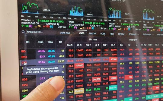 Ngân hàng HSBC: Chưa đến lúc bán ra cổ phiếu? - Ảnh 1.