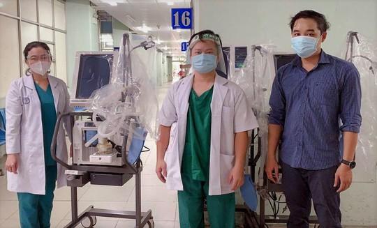 VPBank hỗ trợ gấp 715 máy hỗ trợ hô hấp hiện đại cho các tỉnh, thành phía Nam - Ảnh 3.