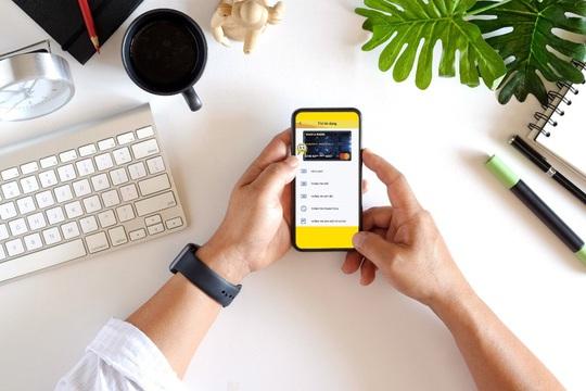 Giao dịch ngân hàng trực tuyến tăng mạnh, góp phần phòng dịch hiệu quả - Ảnh 1.