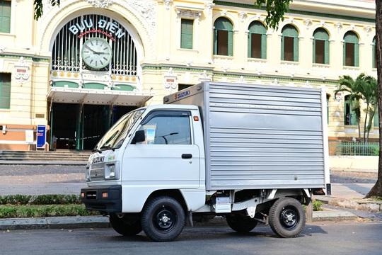 Chọn dòng xe sao chép Suzuki Carry Truck giá rẻ, nên hay không? - Ảnh 1.