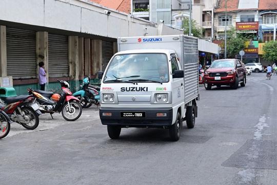 Chọn dòng xe sao chép Suzuki Carry Truck giá rẻ, nên hay không? - Ảnh 2.