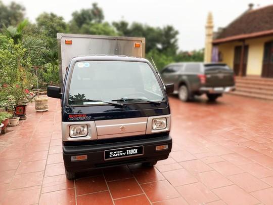 Chọn dòng xe sao chép Suzuki Carry Truck giá rẻ, nên hay không? - Ảnh 3.
