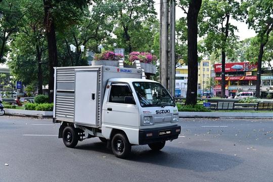 Chọn dòng xe sao chép Suzuki Carry Truck giá rẻ, nên hay không? - Ảnh 4.
