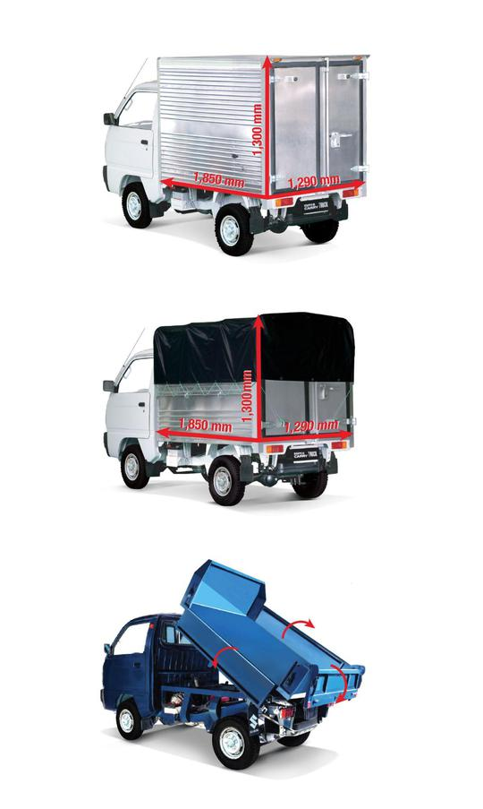 Chọn dòng xe sao chép Suzuki Carry Truck giá rẻ, nên hay không? - Ảnh 5.