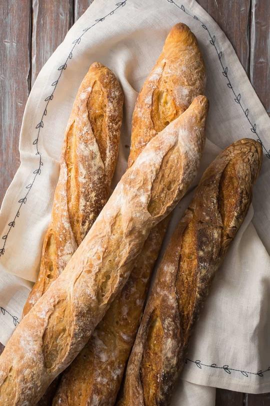 Hai công thức làm bánh mì với những nguyên liệu có sẵn trong bếp - Ảnh 14.