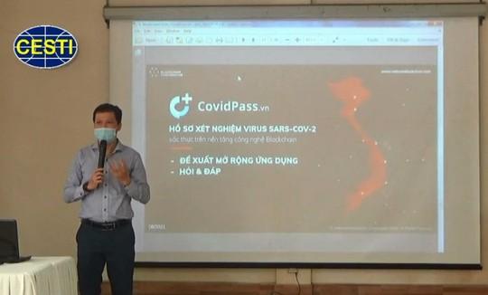 Số hóa xét nghiệm Covid-19 - Ảnh 1.