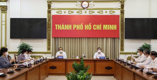 Phó Thủ tướng Thường trực Trương Hòa Bình ủng hộ Chỉ thị 12 của TP HCM về phòng, chống Covid-19 - Ảnh 1.