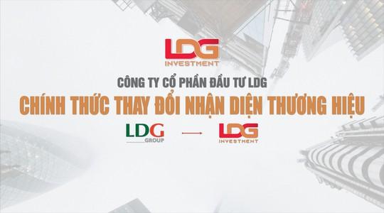 Công ty CP Đầu tư LDG chính thức thay đổi hệ thống nhận diện thương hiệu mới - Ảnh 1.