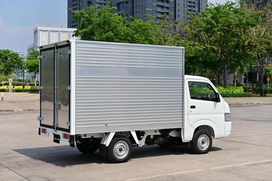 Đáp ứng nhu cầu vận chuyển hàng hoá thiết yếu trong giãn cách với Suzuki Carry Pro - Ảnh 3.