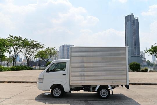 Đáp ứng nhu cầu vận chuyển hàng hoá thiết yếu trong giãn cách với Suzuki Carry Pro - Ảnh 4.