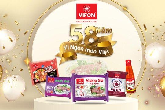 VIFON 58 năm một hành trình: Vất vả nhưng xứng đáng - Ảnh 5.
