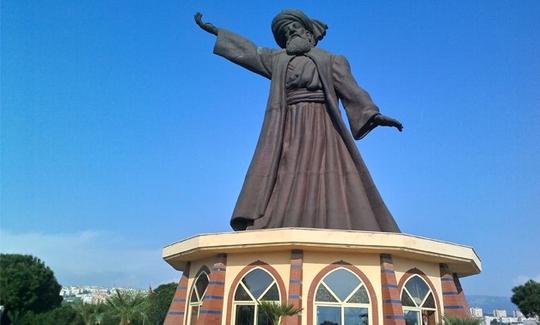 Choáng ngợp với 7 bức tượng lớn nhất thế giới - Ảnh 6.