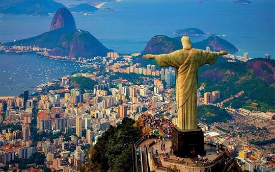 Choáng ngợp với 7 bức tượng lớn nhất thế giới - Ảnh 8.