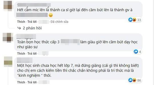 Ngọc Trinh dạy kinh doanh online, cư dân mạng... hoang mang - Ảnh 2.