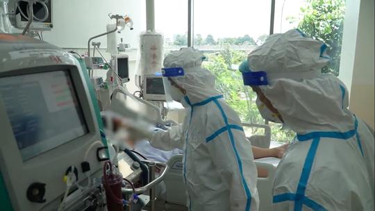 TP HCM: Chuyển đổi công năng một bệnh viện để điều trị người bệnh tâm thần mắc Covid-19 - Ảnh 1.