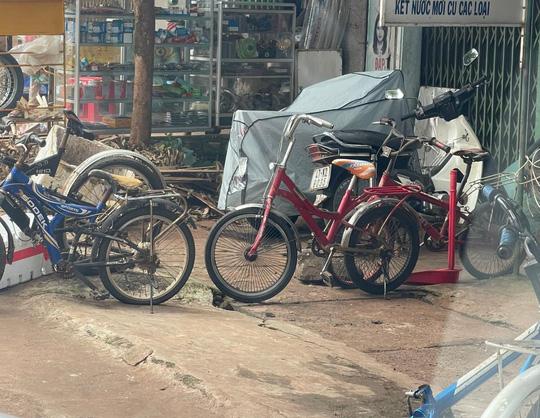 CLIP: Ngán ngẩm thanh niên khỏe mạnh đi trộm sầu riêng và xe đạp trẻ em - Ảnh 2.