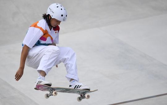 Sốc: Sao 13 tuổi giành huy chương vàng Olympic Tokyo - Ảnh 1.