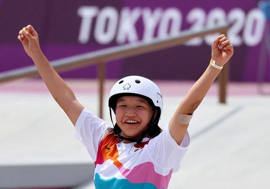 Sốc: Sao 13 tuổi giành huy chương vàng Olympic Tokyo - Ảnh 10.