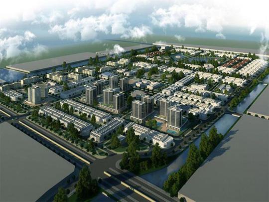 The New City Châu Đốc – Đô thị hiện đại giữa miền sông nước - Ảnh 1.