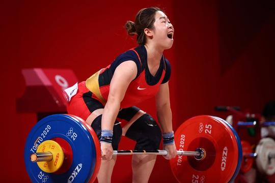 Hoàng Thị Duyên tan giấc mơ huy chương Thế vận hội - Ảnh 1.