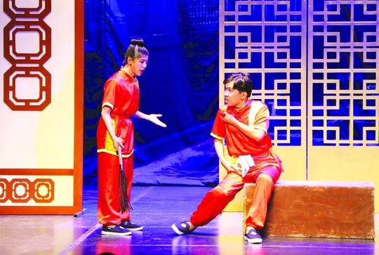 Diễn viên Minh Dự: Làm sân khấu không giàu nhưng có nhiều của cải - Ảnh 8.