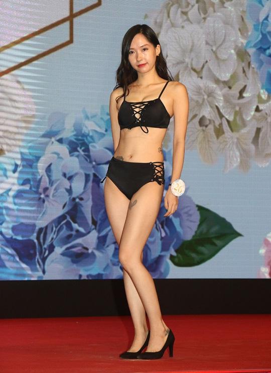 Choáng với nhan sắc của dàn thí sinh hoa hậu châu Á 2021 - Ảnh 12.