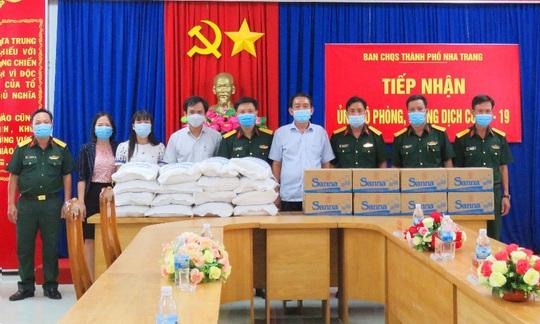 Yến sào Khánh Hòa hỗ trợ gần 2 tỉ đồng chung tay phòng, chống dịch Covid-19 - Ảnh 1.