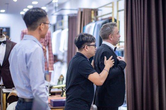 Suit công sở Mon Amie - lựa chọn hàng đầu của các khách hàng tại TP HCM - Ảnh 3.