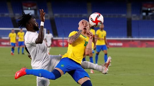 Hấp dẫn lượt cuối vòng bảng bóng đá nam Olympic Tokyo 2020 - Ảnh 1.