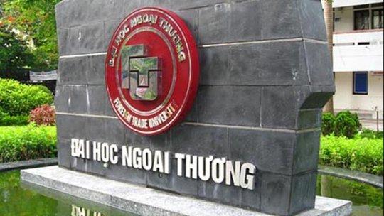 Điểm sàn xét tuyển của Trường ĐH Ngoại thương, Học viện Ngân hàng, Báo chí và tuyên truyền - Ảnh 1.