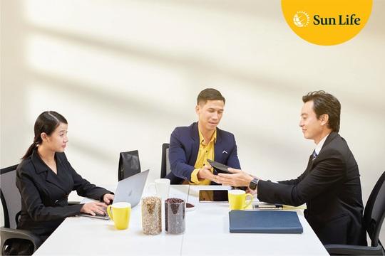 Sun Life Việt Nam ra mắt sản phẩm mới - Ảnh 1.