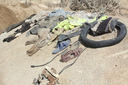 Tìm thấy nhiều đồ vật nghi của các nạn nhân mất tích ở Thủy điện Rào Trăng 3 - Ảnh 2.